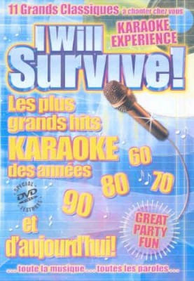 "Afficher ""Karaoke Experience - I will survive !"""