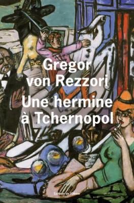 "Afficher ""Une Hermine à Tchernopol"""