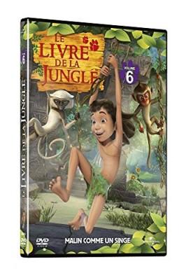 """Afficher """"Le livre de la jungle Le livre de la jungle - Vol. 6"""""""