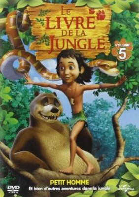 """Afficher """"Le livre de la jungle Le livre de la jungle - Vol. 5"""""""