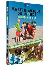 """Afficher """"Martin autour du monde, 17-18 : Namibie-Afrique du Sud + Alaska-Canada"""""""