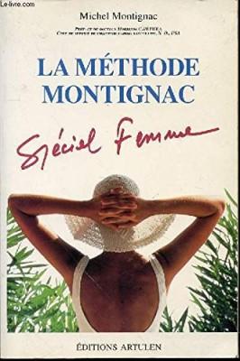 """Afficher """"La méthode Montignac, spécial femme"""""""