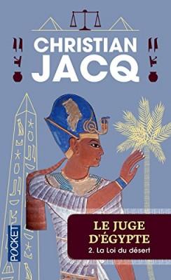"""Afficher """"Le Juge d'Égypte n° 2 La Loi du désert"""""""