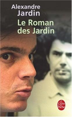 Couverture de Le roman des Jardin : roman