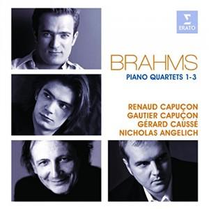 """Afficher """"Piano quartets 1-3"""""""