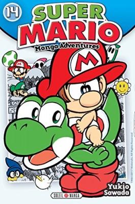 """Afficher """"Super Mario : manga adventures n° 14 Super Mario"""""""