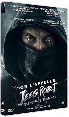 "Afficher ""On l'appelle Jeeg Robot"""