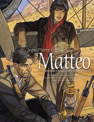 """Afficher """"Mattéo n° Tome 4Août-septembre 1936"""""""