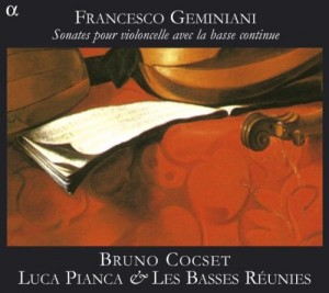"""Afficher """"Sonates pour violoncelle avec la basse continue"""""""