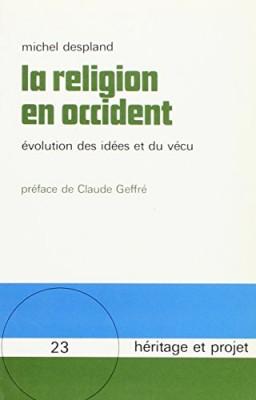 """Afficher """"La religion en occident"""""""