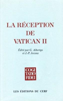 """Afficher """"La Réception de Vatican II"""""""
