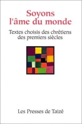 """Afficher """"Soyons l'âme du monde"""""""
