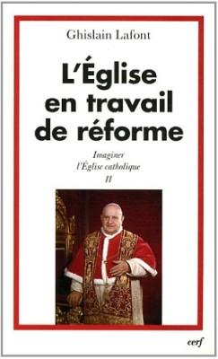 """Afficher """"L'Eglise en travail de réforme"""""""