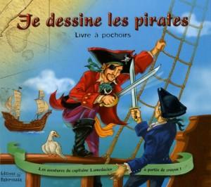 """Afficher """"Je dessine les pirates"""""""