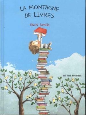vignette de 'La montagne de livres (Rocio Bonilla)'