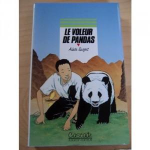 """Afficher """"Le voleur de pandas"""""""