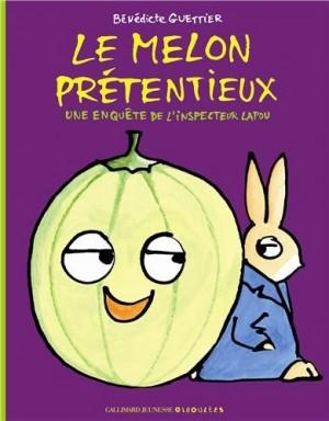 """Afficher """"Une enquête de l'inspecteur Lapou Le melon prétentieux"""""""