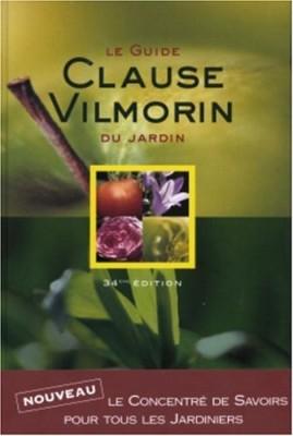 """Afficher """"Le guide clause vilmorin du jardin"""""""