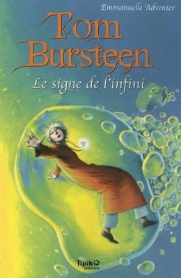 "Afficher ""Tom Bursteen n° 2 Le signe de l'infini"""