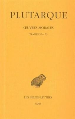 "Afficher ""Oeuvres morales.. / Plutarque. n° 11, 2uvres morales : tome 11 : 2ème partie"""