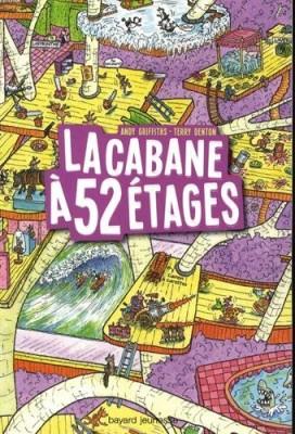 """Afficher """"Cabane à 52 cinquante-deux étages (La)"""""""