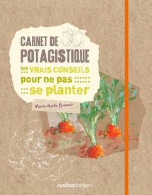 """Afficher """"Carnet de potagistique"""""""