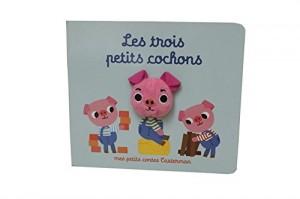 """Afficher """"Mes petits contes Casterman Les trois petits cochons"""""""