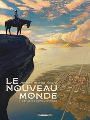 """Afficher """"Le Nouveau Monde n° 01 L'épée du conquistador"""""""