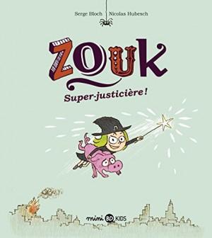 """Afficher """"Zouk, la petite sorcière n° 16 Zouk super-justicière !"""""""