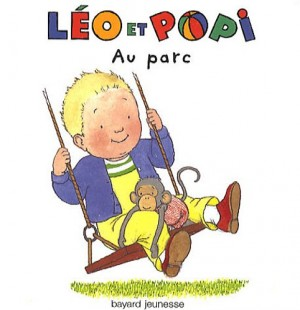 """Afficher """"Histoires de Léo et Popi (Les) n° 13 Au parc"""""""