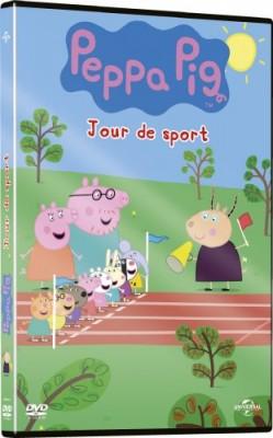 """Afficher """"Peppa pig Peppa pig - Jour de sport"""""""
