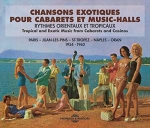 """Afficher """"Chansons exotiques pour cabarets et music-hall"""""""
