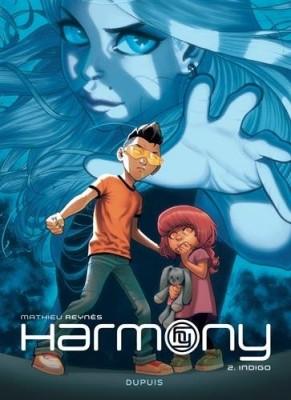 "Afficher ""Harmony n° 2 Indigo"""