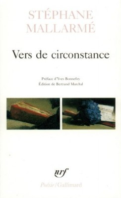 """Afficher """"Vers de circonstance"""""""