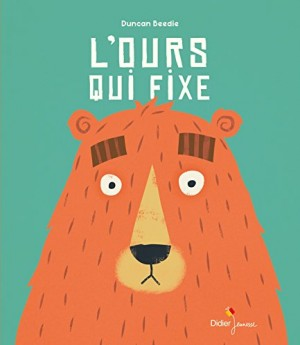 vignette de 'L'ours qui fixe (Duncan Beedie)'