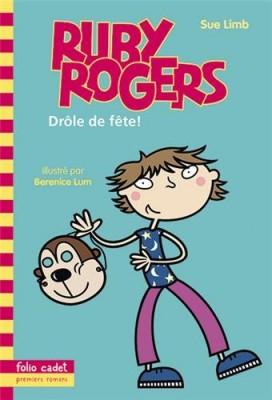 "Afficher ""Ruby Rogers n° 8 Drôle de fête !"""