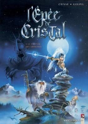 """Afficher """"L'Épée de cristal n° 1 Le Parfum des Grinches"""""""