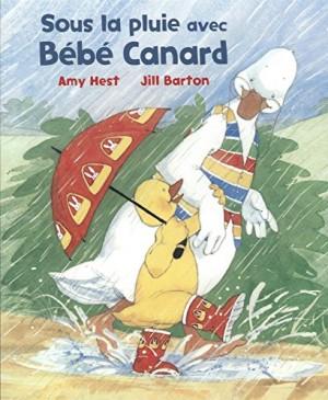 """Afficher """"Sous la pluie avec Bébé Canard"""""""