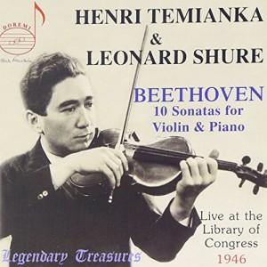 """Afficher """"10 sonatas for violin & piano"""""""