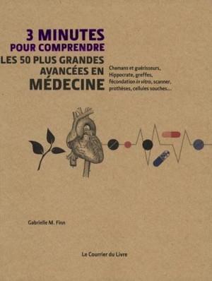 """Afficher """"3 minutes pour comprendre les 50 plus grandes avancées en médecine"""""""