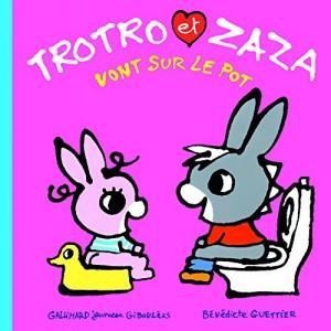 """Afficher """"Trotro et ZazaTrotro et Zaza vont sur le pot"""""""