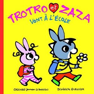 """Afficher """"Trotro et ZazaTrotro et Zaza vont à l'école"""""""