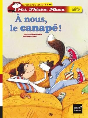 """Afficher """"Moi, Thérèse Miaou n° 47 À nous le canapé !"""""""