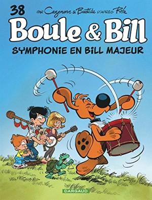 """Afficher """"Album de Boule & Bill. n° 38Symphonie en Bill majeur"""""""