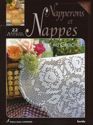 """Afficher """"Napperons et nappes au crochet"""""""