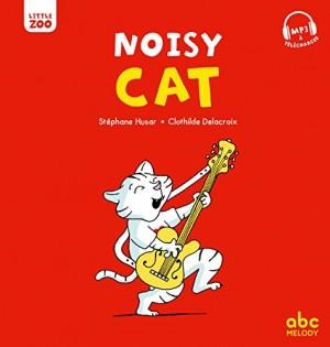 "Afficher ""Noisy cat"""
