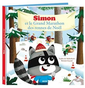 """Afficher """"Simon et le grand marathon des rennes de Noël"""""""