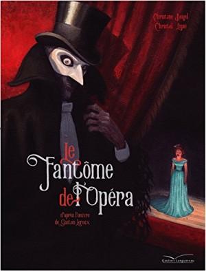 """Afficher """"Le fantôme de l'Opéra"""""""