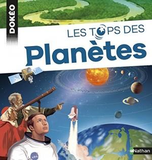 """Afficher """"Les tops des planètes"""""""