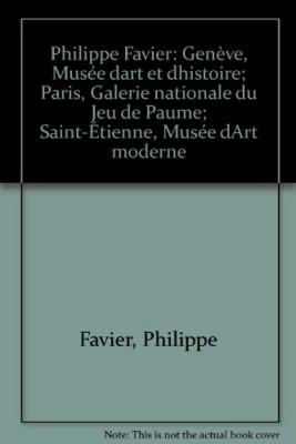 "Afficher ""Philippe Favier"""
